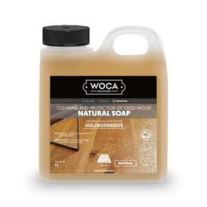 WOCA Natursæbe til olierede gulve 5L