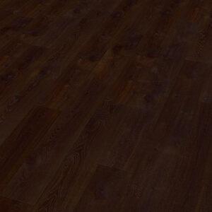 Bywood Plankegulv, Antik, Mørkrøget eg, Børstet, Håndhøvlet, Dybsort-olieret