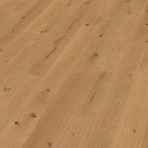 Bywood Plankegulv, Lysnet, Eg, Struktur, Håndhøvlet, Olieret
