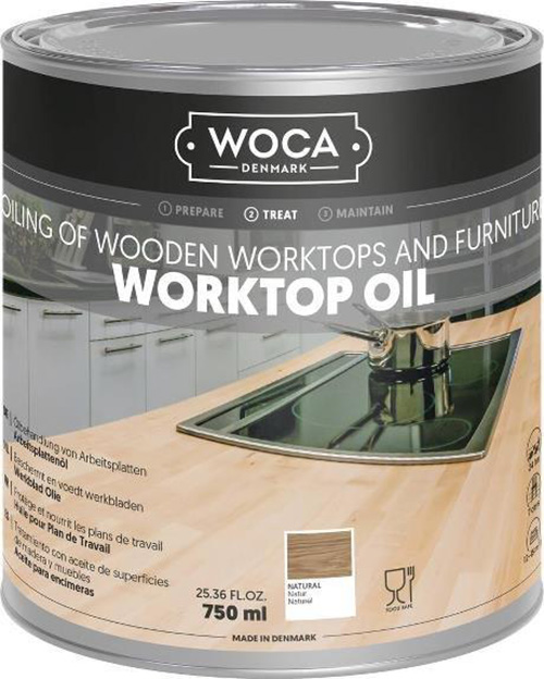 WOCA Bordpladeolie / WOCA Worktop oil