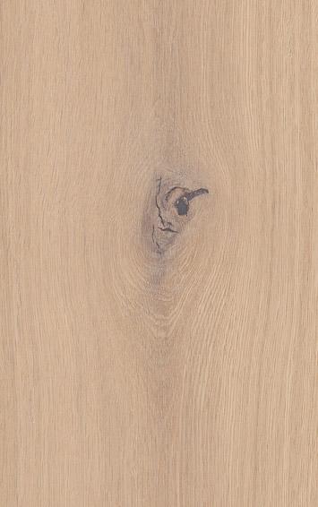 Bywood Plankegulv, Eeg, Struktur, Børstet, Hvid matlakeret