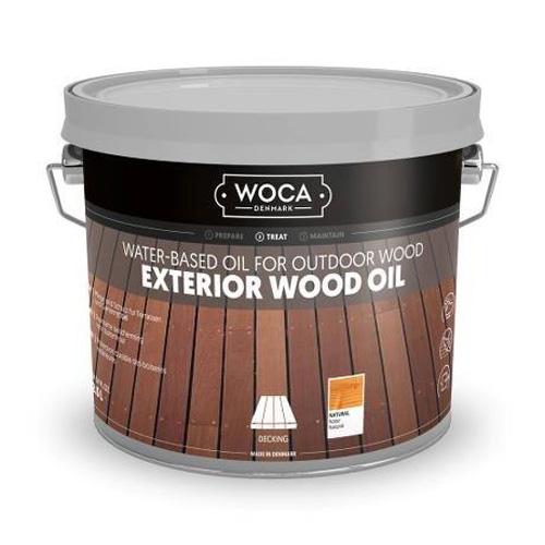 WOCA Exterior Oil 2,5 L