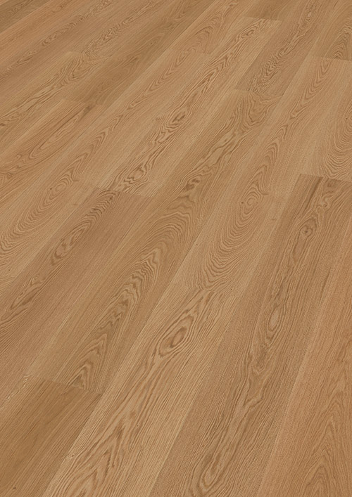 Bywood XL-Plankegulv, Eg, Natur, Børstet, Olieret