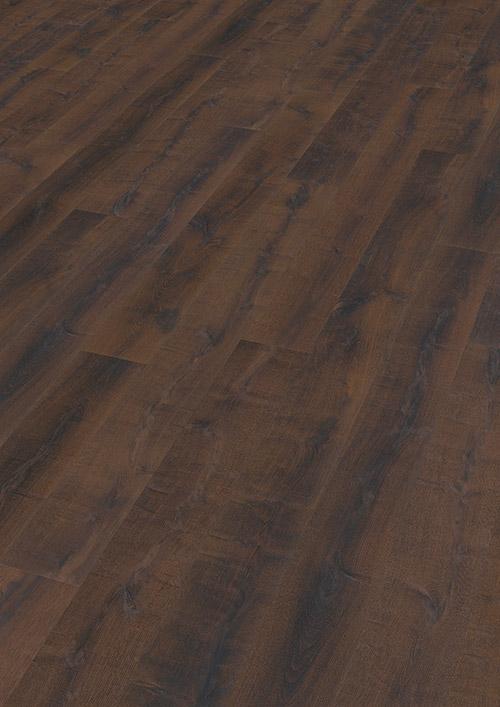 Bywood Plankegulv, Vintage, Eg, Mørkebrunt Olieret