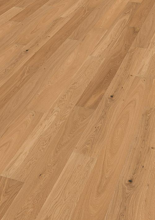 Bywood Plankegulv, Eg, Bondehus, Børstet, Matlakeret