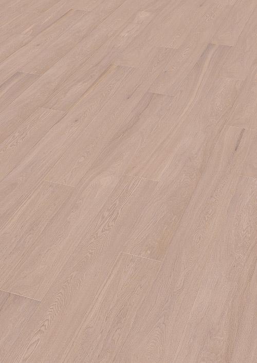 Bywood Plankegulv Antik, Eg, Bondehus, Håndhøvlet, Børstet, Hvidolieret