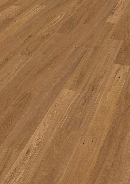 Bywood Plankegulv Antik, Eg, Bondehus, Håndhøvlet, Børstet, Olieret