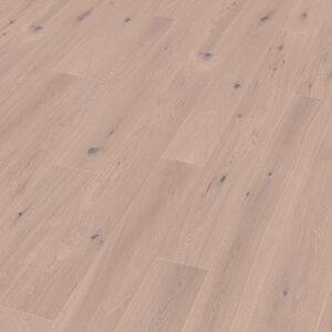 Bywood Plankegulv, Antik, Eg, Struktur, Håndhøvlet, Hvidolieret