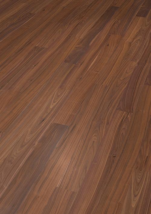 Bywood Plankegulv, Amerikansk valnød, Natur, Glat, Olieret