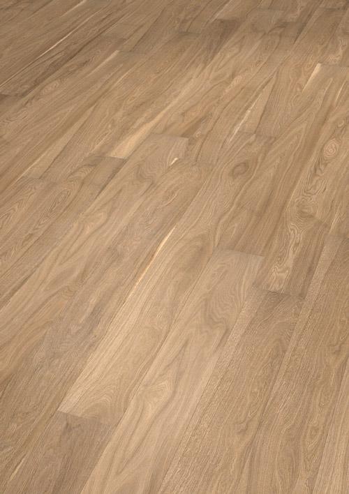Bywood Plankegulv, Medium-røget eg, Natur, Glat, Olieret