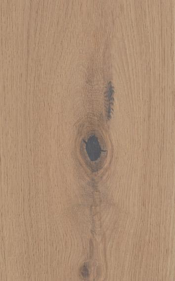 Bywood Plankegulv, Råtræs-udseende, Eg, Struktur, Børstet, Neutral olieret