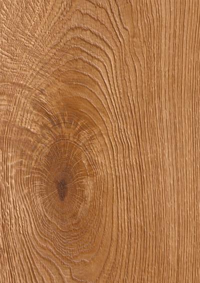 Bywood XL-Plankegulv, Eg, Struktur, Dybdebørstet, Olieret