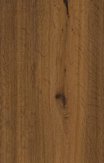 Bywood Plankegulv, Antik, Røget eg, Håndhøvlet, Olieret