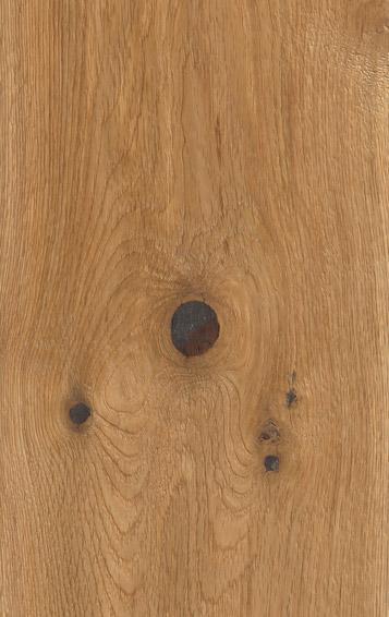 Bywood Plankegulv, Antik, Eg, 'Authentic, Olieret, med udfaldne knaster