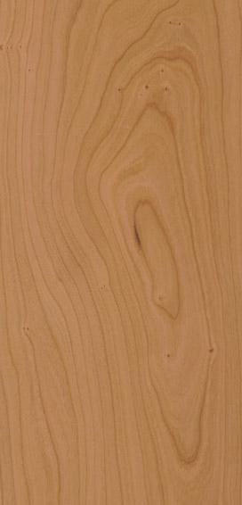 Bywood Plankegulv, Amerikansk kirsebær, Natur, Glat, Olieret